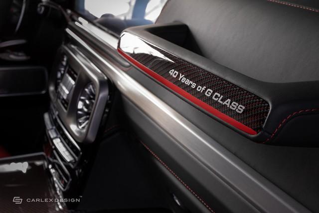 Nếu chán Mercedes-Benz G-Class thì đây là bản độ mà dân chơi cần biết - Ảnh 4.