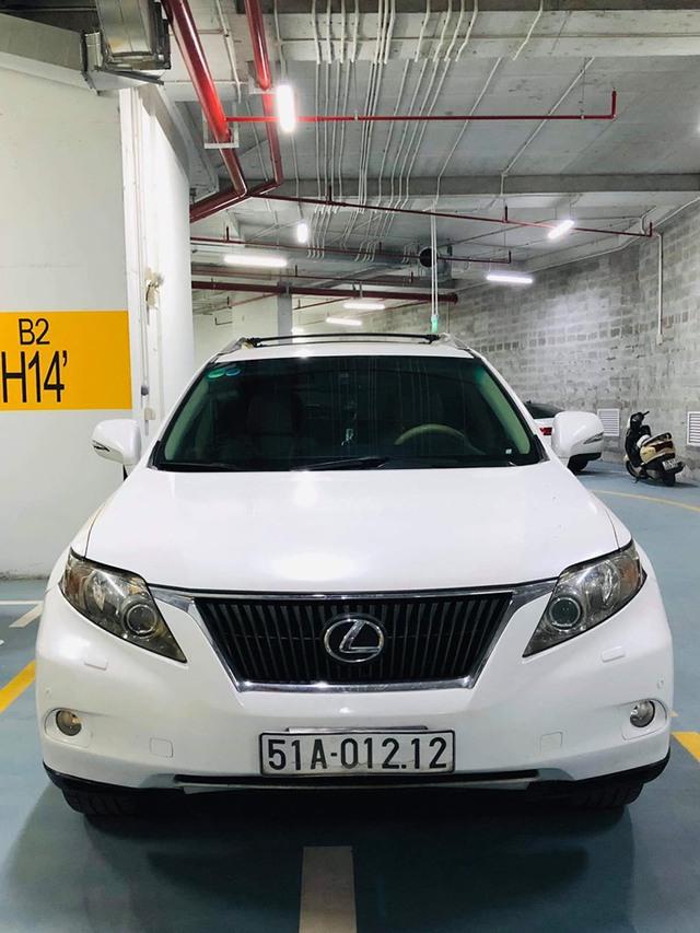 Đàm Vĩnh Hưng bán Lexus RX350 vì nhà thừa xe, khuyến khích fan nhanh tay mua làm kỷ niệm - Ảnh 2.
