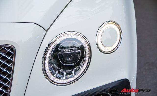 Trở lại sau tai nạn gãy bánh, Bentley Bentayga độ Mansory độc nhất Việt Nam đẹp ngỡ ngàng - Ảnh 3.