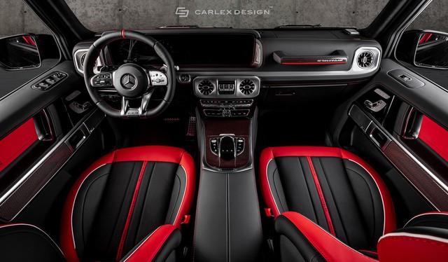 Nếu chán Mercedes-Benz G-Class thì đây là bản độ mà dân chơi cần biết - Ảnh 2.
