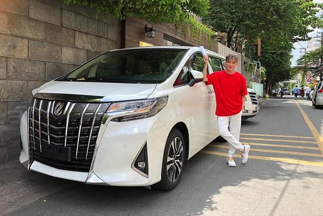 Đàm Vĩnh Hưng bán Lexus RX350 vì nhà thừa xe, khuyến khích fan nhanh tay mua làm kỷ niệm - Ảnh 3.