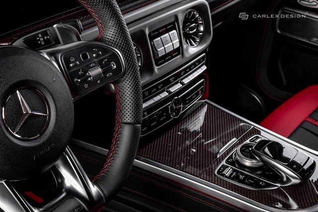Nếu chán Mercedes-Benz G-Class thì đây là bản độ mà dân chơi cần biết - Ảnh 10.