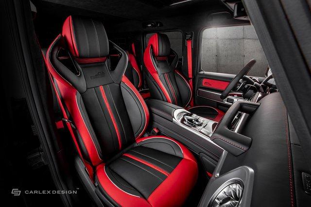 Nếu chán Mercedes-Benz G-Class thì đây là bản độ mà dân chơi cần biết - Ảnh 7.