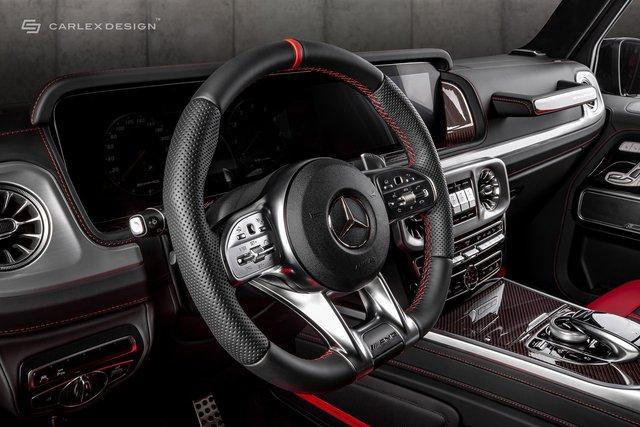 Nếu chán Mercedes-Benz G-Class thì đây là bản độ mà dân chơi cần biết - Ảnh 8.