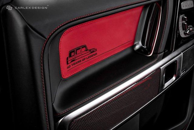 Nếu chán Mercedes-Benz G-Class thì đây là bản độ mà dân chơi cần biết - Ảnh 6.