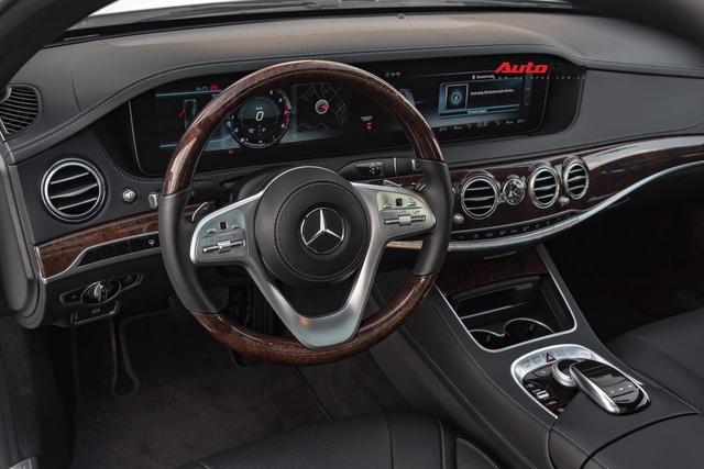 Chưa kịp thay dầu, Mercedes-Benz S450 L đã được bán đi sau 5.000 km với mức khấu hao không tưởng - Ảnh 7.