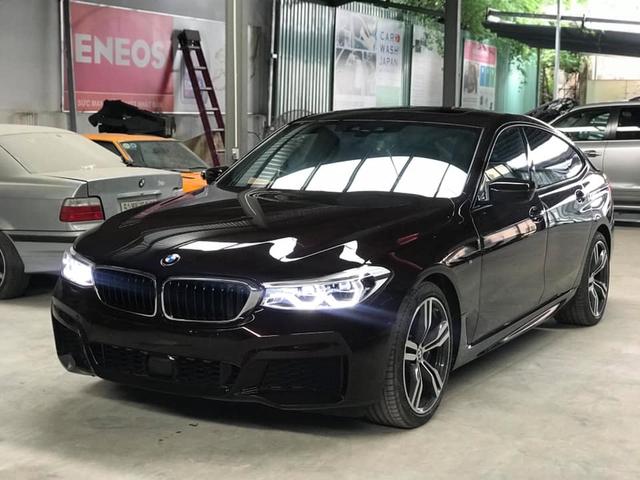 Hàng hiếm BMW 640i GT 2018 tái xuất với giá bán lại bỏ xa BMW 7-Series mua mới - Ảnh 3.