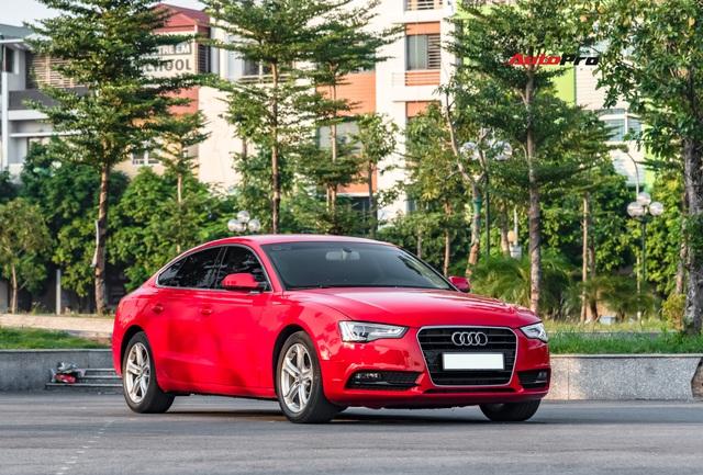 Sau 6 năm, giá chiếc Audi A5 này còn rẻ hơn Toyota Camry 2019 - Ảnh 10.