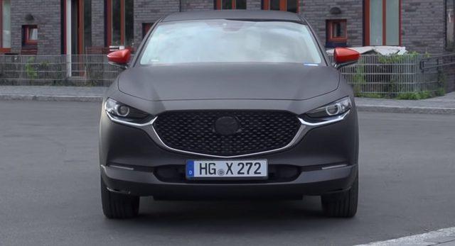 Mazda sắp ra mắt SUV với động cơ được làm mới hoàn toàn - Ảnh 1.