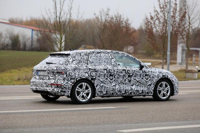 Audi A3 2020 - đối thủ Mercedes-Benz A-Class chuẩn bị ra mắt vào năm sau - Ảnh 1.