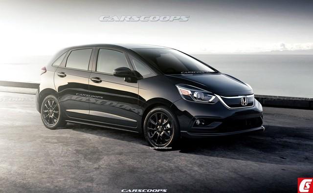 Honda Jazz 2020 chốt lịch ra mắt, Toyota Yaris cần dè chừng - Ảnh 4.