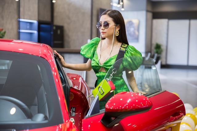 Nữ doanh nhân 9x đầu tiên Việt Nam sắm Porsche 718 Cayman S: 'Muốn sống đúng tính cách con người mình, biết làm và biết chơi' - Ảnh 5.