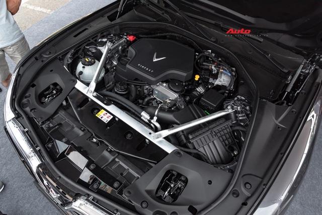 Thử khả năng vận hành của bộ đôi VinFast Lux qua 3 bài tập ngắn do chuyên gia nước ngoài thiết kế - Ảnh 5.