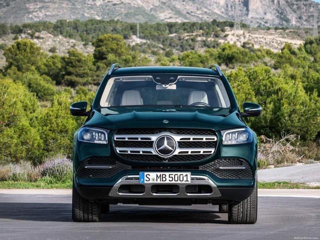 Xe chính hãng chưa về, đại lý tư nhân rao bán khủng long Mercedes-Benz GLS 2020 với lời hứa giao xe trước Tết - Ảnh 1.