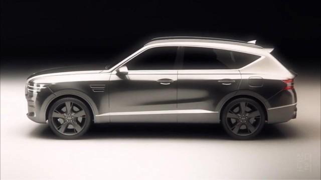 Mercedes-Benz GLC, BMW X3 sắp gặp đối thủ lớn từ Hyundai  - Ảnh 2.