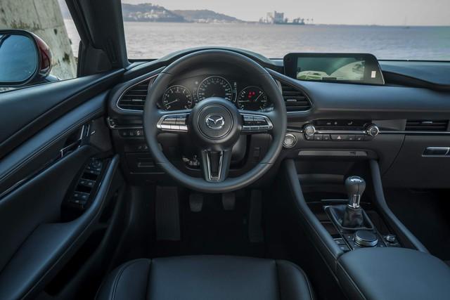Những nâng cấp ăn tiền trên Mazda3 thế hệ mới mà khách Việt ngóng đợi - Ảnh 4.