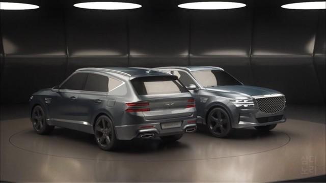Mercedes-Benz GLC, BMW X3 sắp gặp đối thủ lớn từ Hyundai  - Ảnh 6.
