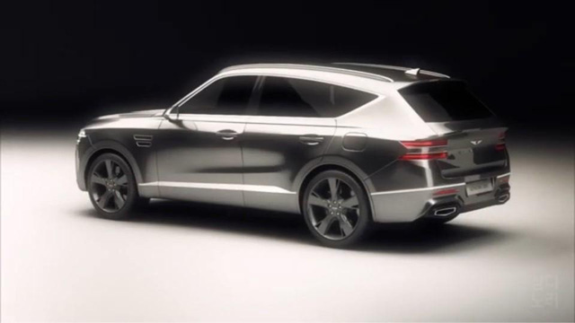 Mercedes-Benz GLC, BMW X3 sắp gặp đối thủ lớn từ Hyundai  - Ảnh 3.