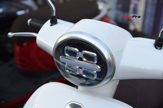 Xe máy điện Hàn Quốc MBI chính thức ra mắt khách hàng Việt với giá sốc và chính sách đổi pin gây choáng - Ảnh 11.
