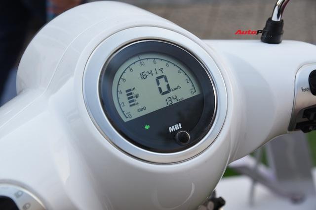 Xe máy điện Hàn Quốc MBI chính thức ra mắt khách hàng Việt với giá sốc và chính sách đổi pin gây choáng - Ảnh 13.