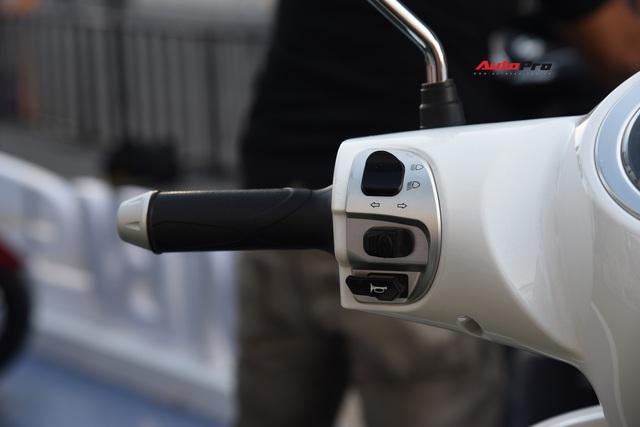 Xe máy điện Hàn Quốc MBI chính thức ra mắt khách hàng Việt với giá sốc và chính sách đổi pin gây choáng - Ảnh 12.