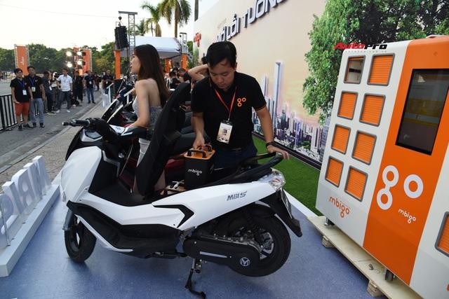 Xe máy điện Hàn Quốc MBI chính thức ra mắt khách hàng Việt với giá sốc và chính sách đổi pin gây choáng - Ảnh 22.