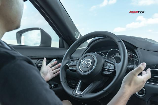 Những nâng cấp ăn tiền trên Mazda3 thế hệ mới mà khách Việt ngóng đợi - Ảnh 5.