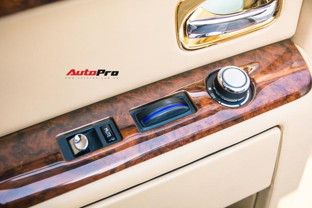 Rolls-Royce Phantom độ phiên bản rồng, mạ vàng có giá bao nhiêu trên sàn xe lướt? - Ảnh 17.