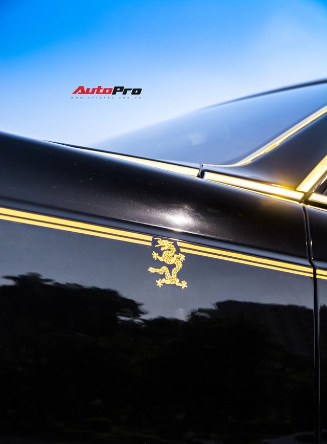 Rolls-Royce Phantom độ phiên bản rồng, mạ vàng có giá bao nhiêu trên sàn xe lướt? - Ảnh 5.