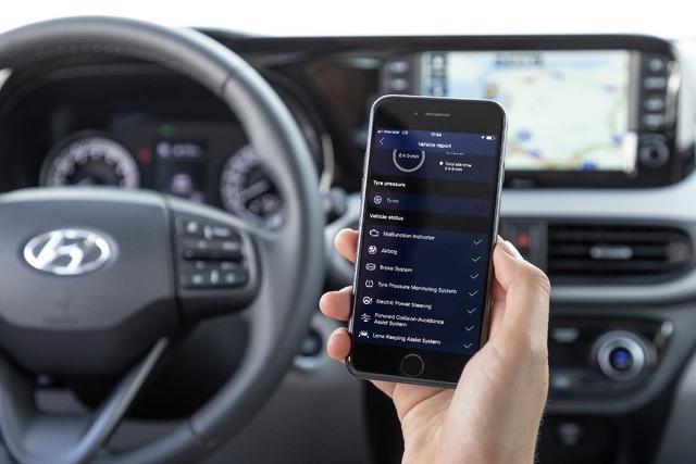 Trình diện Hyundai i10 hoàn toàn mới - Áp lực của Toyota Wigo, Honda Brio - Ảnh 9.
