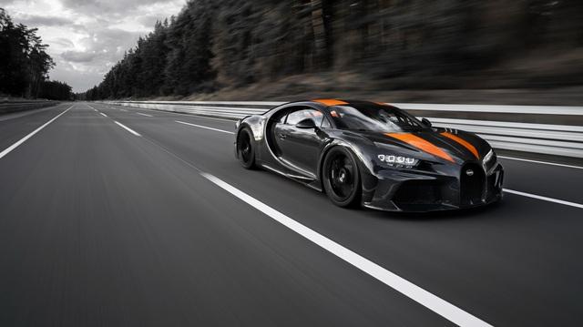 Lãnh đạo Bugatti phân tích sự khác biệt giữa Divo và Super Sport 300+, hé lộ thêm bản mới