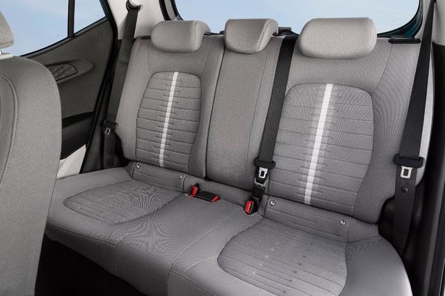 Trình diện Hyundai i10 hoàn toàn mới - Áp lực của Toyota Wigo, Honda Brio - Ảnh 7.