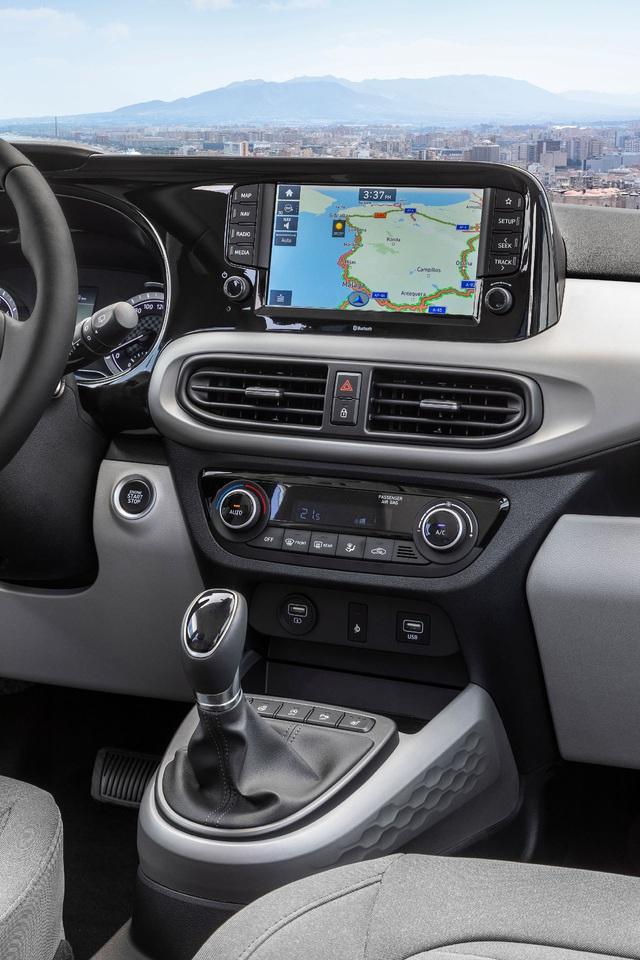 Trình diện Hyundai i10 hoàn toàn mới - Áp lực của Toyota Wigo, Honda Brio - Ảnh 8.