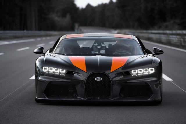 Bugatti xô đổ cột mốc 300 dặm/giờ ao ước của mọi hãng xe thể thao với Chiron, nhấp nhá phiên bản Super Sport - Ảnh 3.