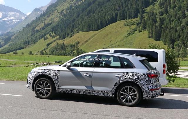 Lần đầu lộ diện nội thất Audi Q5 2020: Thay đổi không nhiều và... không liều - Ảnh 4.