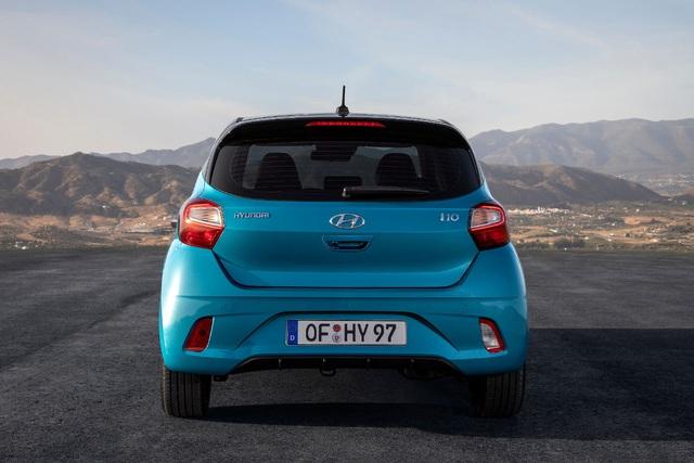 Trình diện Hyundai i10 hoàn toàn mới - Áp lực của Toyota Wigo, Honda Brio - Ảnh 10.