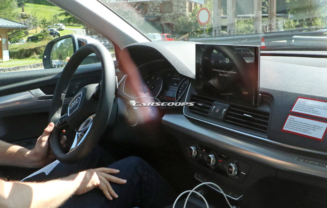 Lần đầu lộ diện nội thất Audi Q5 2020: Thay đổi không nhiều và... không liều - Ảnh 1.