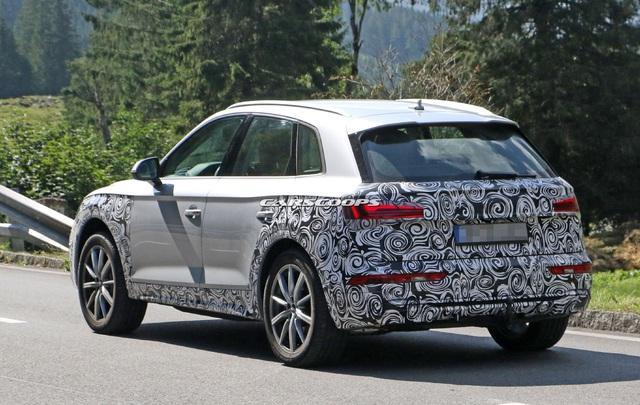 Lần đầu lộ diện nội thất Audi Q5 2020: Thay đổi không nhiều và... không liều - Ảnh 5.