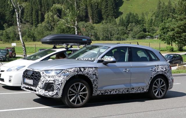Lần đầu lộ diện nội thất Audi Q5 2020: Thay đổi không nhiều và... không liều - Ảnh 3.