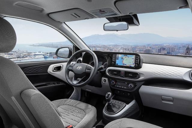 Trình diện Hyundai i10 hoàn toàn mới - Áp lực của Toyota Wigo, Honda Brio - Ảnh 5.
