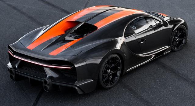 Bugatti xô đổ cột mốc 300 dặm/giờ ao ước của mọi hãng xe thể thao với Chiron, nhấp nhá phiên bản Super Sport - Ảnh 4.