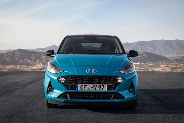 Trình diện Hyundai i10 hoàn toàn mới - Áp lực của Toyota Wigo, Honda Brio - Ảnh 1.
