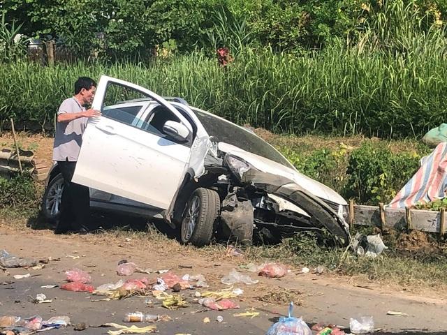 Chủ xe VinFast Fadil say rượu gây tai nạn tại Hòa Bình, nhưng cư dân mạng chỉ quan tâm tới một điều - Ảnh 1.