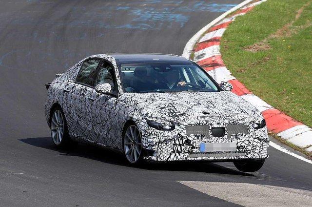 Mercedes-Benz C-Class mới sẽ thừa hưởng những gì từ S-Class? - Ảnh 2.