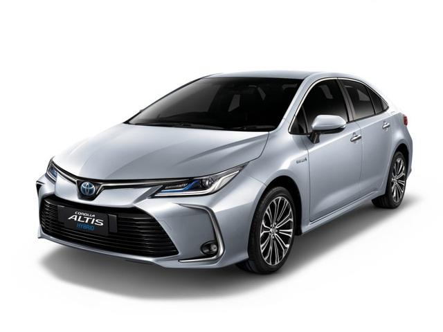Ra mắt Toyota Corolla Altis thế hệ mới, chực chờ về Việt Nam đòi lại ngôi vương - Ảnh 1.