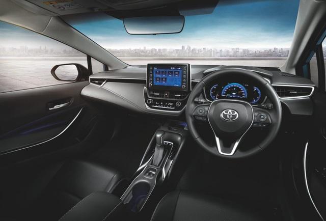 Ra mắt Toyota Corolla Altis thế hệ mới, chực chờ về Việt Nam đòi lại ngôi vương - Ảnh 4.