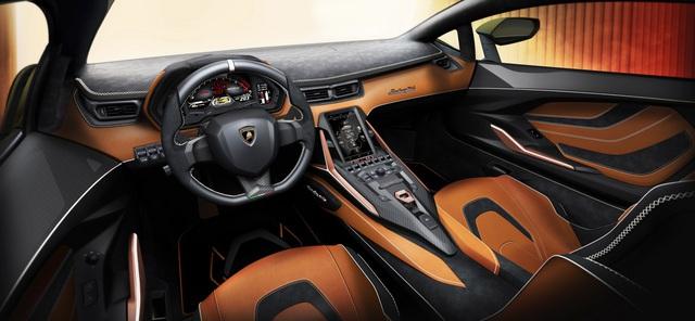 Ra mắt siêu phẩm Lamborghini Sián mạnh 808 mã lực, tốc độ tối đa 350 km/h - Ảnh 4.