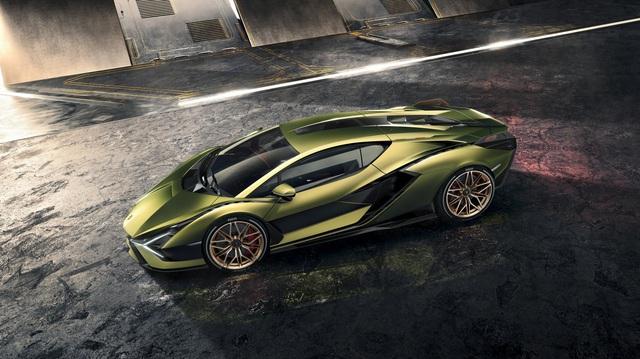 Lamborghini Sián được chào giá gấp đôi dù chưa giao xe, nhiều đại gia không khỏi 'tái mặt'