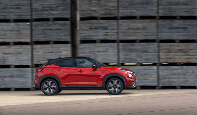 Nissan Juke chính thức lên đời: Giữ lại nét cá tính nhưng chín chắn, hợp thời hơn - Ảnh 1.