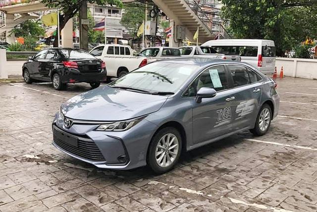 Toyota phủ nhận Corolla Altis thế hệ mới sắp bán tại Việt Nam - Cơ hội cho Mazda3 - Ảnh 1.